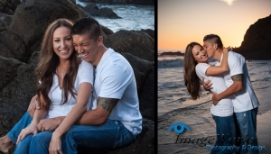 Laguna Beach Engagement sesion